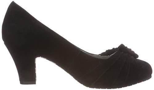 Escarpins Fermé Black Ava Noir Femme Lola Ramona Bout 25 Sqx1gwCHEn