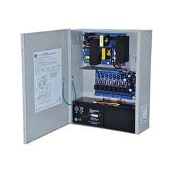 Altronix ACMCB Series Access Power Controller with 8 PTC Fused Outputs Power Supply, 24 VDC, 10 Amps (Pack of 1)