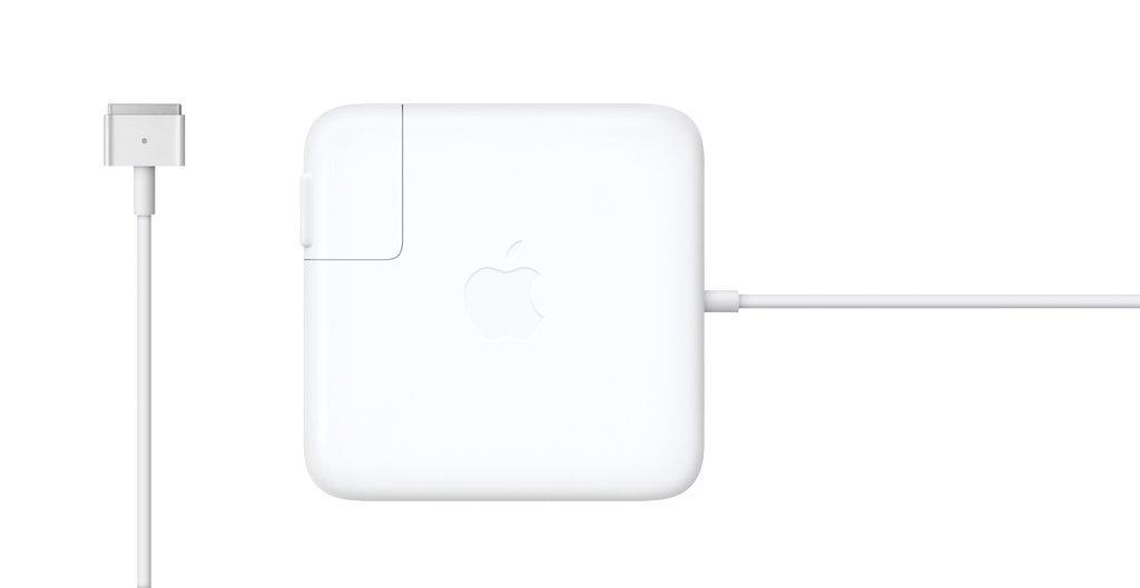 Apple 60W MagSafe/2 Power Adapter f/ür das 13 MacBook/Pro mit Retina Display
