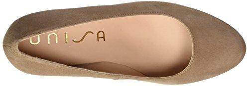 Unisa Numar_17_ks, Zapatos de Tacón para Mujer Beige (Tanin)