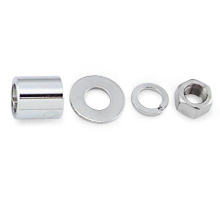 Choice Bikers Rear Axle (89-97 HARLEY FLHTCU: Biker's Choice Rear Axle Hardware Kit)