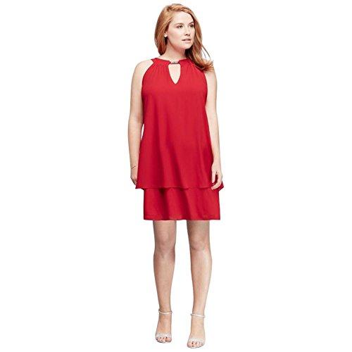 layered-chiffon-short-keyhole-halter-dress-style-jhdw8059-red-22