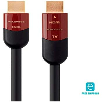 60FT PREMIUM 4K HDMI 1.4 CL2 High Speed 24AWG Gold Cable HD TV 3D IN-WALL RATED