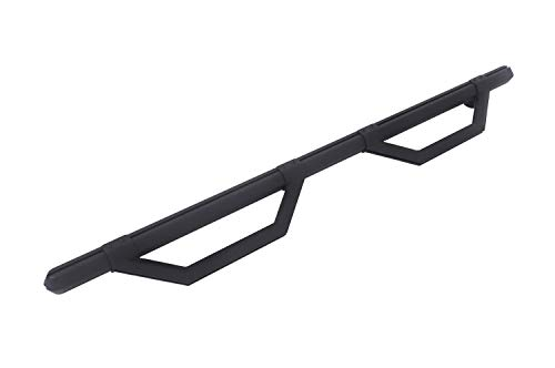 Dee Zee DZ 66311TB Black Hex Running Boards, 2 Pack