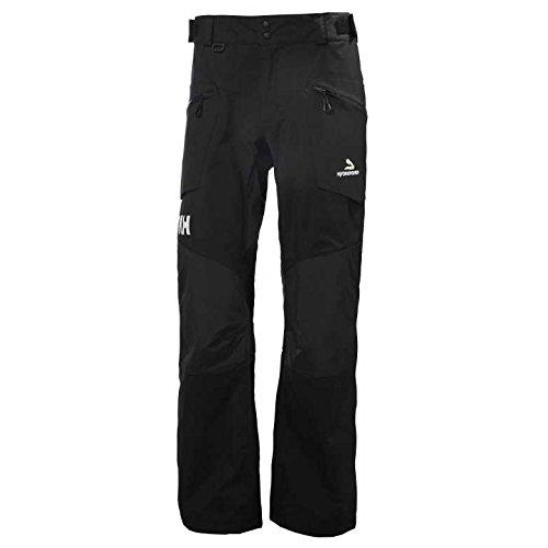 TALLA M. Helly Hansen HP Foil Pant Pantalones, Hombre, Negro, M
