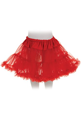 Diy Red Riding Hood Halloween Costume (Little Girls Tutu Skirt)