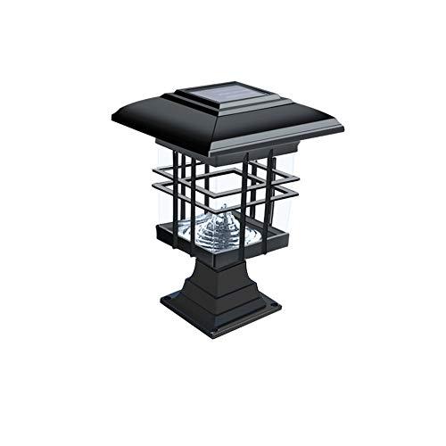 Outdoor Solar Lights For Pillars in US - 9
