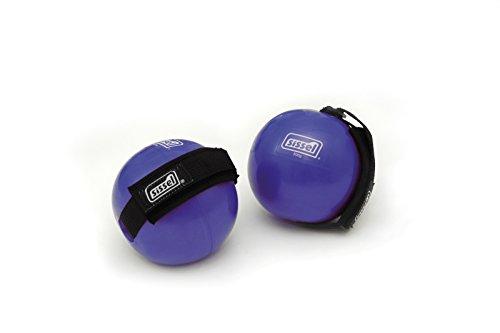 Cheap Sissel Pilates Small Props Fitness Toning Ball Set 500g Purple