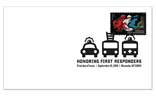 USPS Honoring First Responders Forever Stamps (First Day Cover) ()