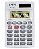 CASIO HS4G 8 DIGIT MINI - SOLAR BASIC CALCULATOR [HS4G] -