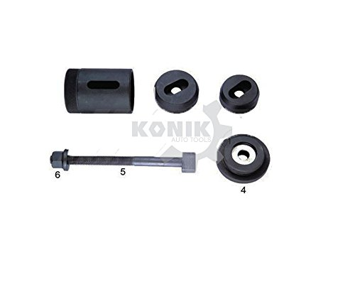 BMW (E46) Rear Sub-frame Differential Bush Extractor Installer KIT ()