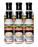 Walden Farms Calorie-Free Hazelnut Coffee Creamer, 12 Ounce (Pack of 6)