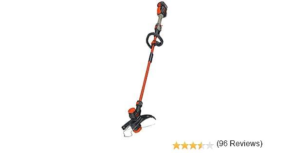 Negro + Decker lst560 C 60 V Max Easyfeed inalámbrico String Trimmer: Amazon.es: Jardín