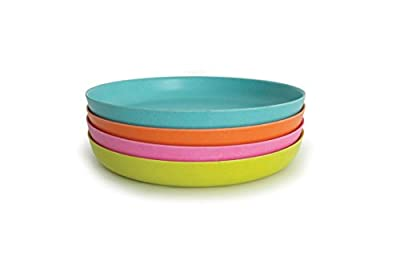 Biobu [by Ekobo] Bambino Plate Set in Gift Box