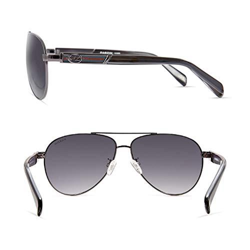 UV sol Conduce del de Aviador Deporte Manera Running polarizadas Vogue Nuevas B la de Hombres los Espejo de Gafas Que wS5x4qAIx