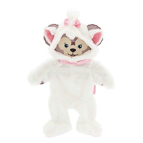 Aristocat Marie Costume (ShellieMay the Disney Bear Marie Costume - The Aristocats - 17'')