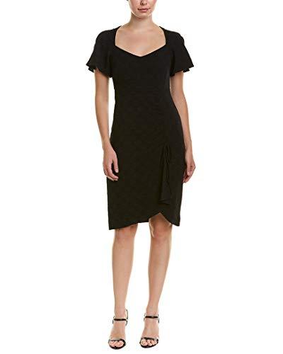 Nanette Lepore Womens Shift Dress, 2, Black ()