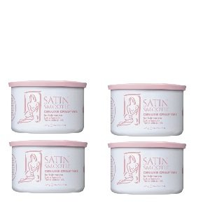UPC 785927201012, Satin Smooth Deluxe Cream Wax 4 Pack