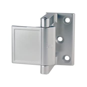 PEMKO PDL26D/15 Privacy Door Latch Satin Chrome/Satin Nickel finish 1-1/2  x 2-3/4  Width 2-3/16  Height  sc 1 st  Amazon.com & Pemko Privacy Door Latch Polished Chrome finish 1-1/2