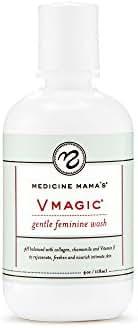 Medicine Mama s VMagic Gentle Feminine Wash 4 oz 118 ml