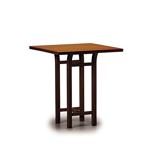 (Greenington Bamboo Tulip Counter or Bar Height Table (Bar Height 40