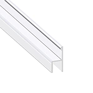 Shower door trim frameless glass door gasket shower door bottom shower door trim frameless glass door gasket shower door bottom sweep molding weather strip length 10 feet h 14 inch6mm planetlyrics Choice Image