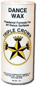 Amazon Com Dance Floor Powdered Wax 6 Pack Sports Outdoors
