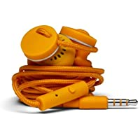 UrbanEars Medis Headphones Pumpkin, One Size