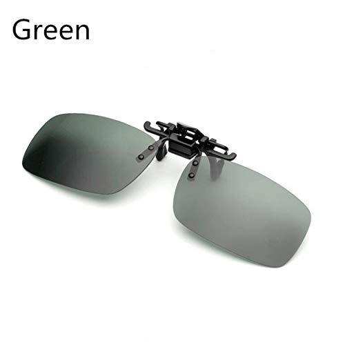 Amazon.com: YLNJYJ Night Vision Women Men Clip On Sunglasses ...