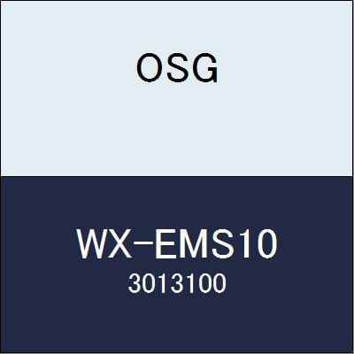 OSG エンドミル WX-EMS10 商品番号 3013100