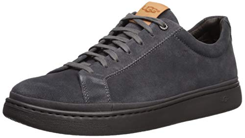 UGG Men's CALI LACE Low Sneaker Dark Grey TNL 11 Medium US