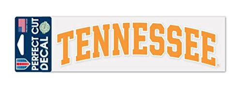 University of Tennessee Vols 3 x 10 Perfect Cut Decal by WinCraft