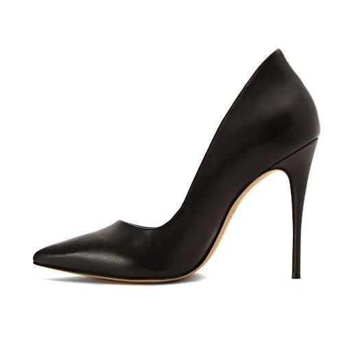 Black Women's Leather ALDO Dress Pump Cassedy x6dOBIO