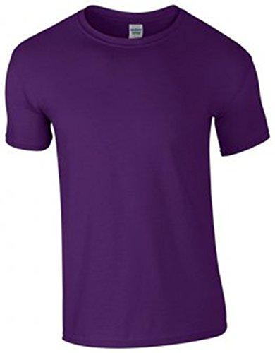 Gildan À nbsp; shirt Anneaux Softstyle Violet T r7Zqra