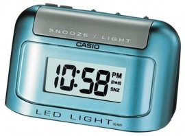 Casio Calendar Digital Travel Alarm