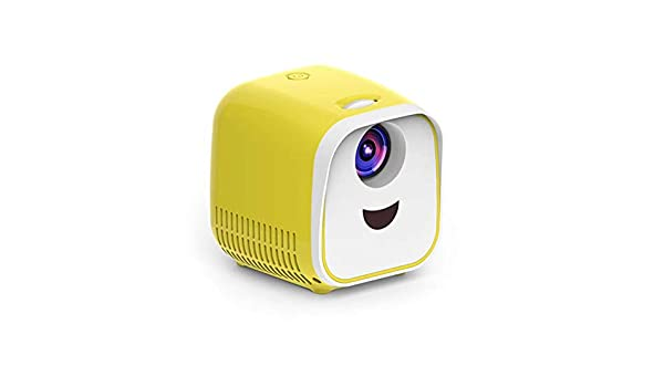MongKok - Mini proyector portátil LED Home Theater Cinema HD 1080P ...