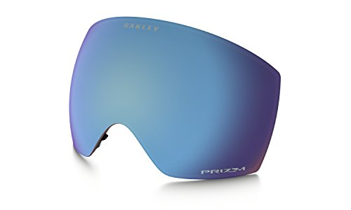 Oakley Flight Deck XM Snow Goggle Replacement Lens Prizm Sapphire Iridium by Oakley