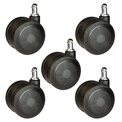 - Large Heavy Duty Office Chair Casters 3