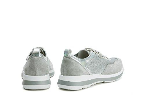 Donna 42s4 Frau Scarpa Grigio Sneaker q6YwIH