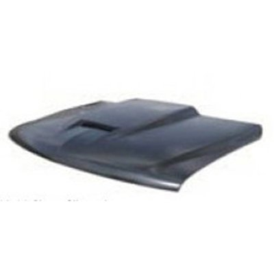 (CPP Goodmark Cowl Induction Hood for Chevrolet Silverado, Suburban, Tahoe EFXSIL99V1)