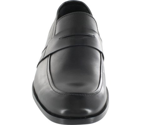 Florsheim Jet Penny Slip-On Black Smooth Leather sale online store free shipping best store to get 1e30o