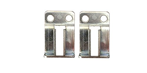 Brackets File Hanging (Flush Mount file bracket clips (4 per pkg) #5020)
