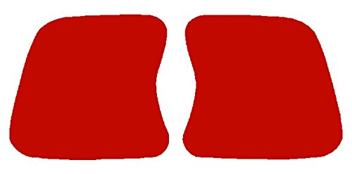 Precut Vinyl Tint Cover for 2002-2004 Acura RSX Taillight Turn Signals (Red)