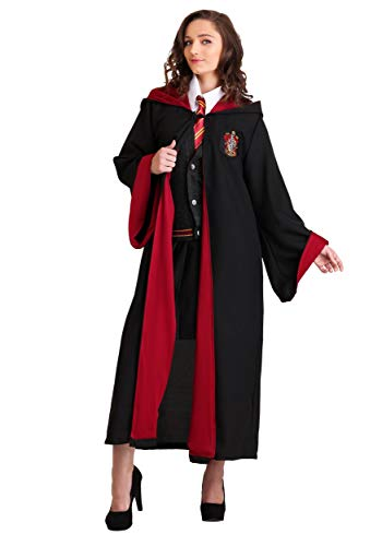 Women's Plus Size Hermione Costume - - Potter Charcoal
