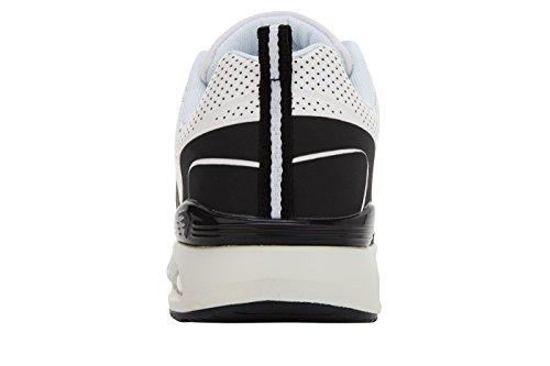 British Knights Demon Herren Sneakers Blanc/noir