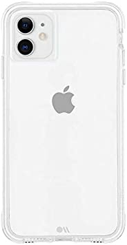 Case-Mate iPhone 11 Clear Case - Tough - 6.1 - Clear