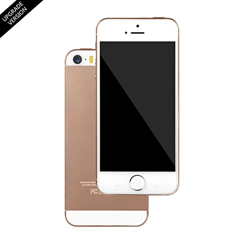 Metal Dummy Phone Model Apple iPhone 5s SE 4-inch Non-Working 1:1 Scale Toy Case (Gold)