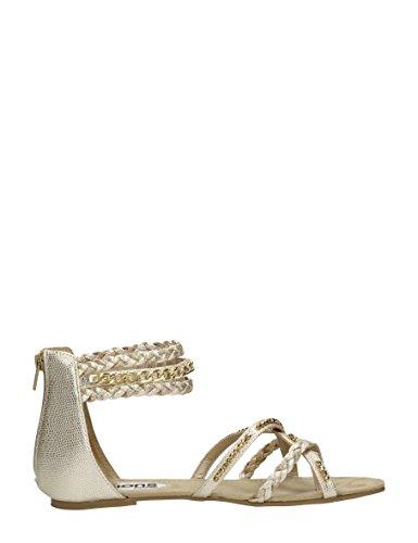 Da Fashion Sandali Visions Donna Lizzard Gold In Oro Pu qwpOOF