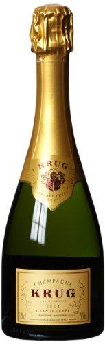 KRUG Grande Cuvée Champagner Brut (1 x 0.375 l)