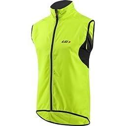 Louis Garneau Men\'s Nova Vest Bright Yellow XXL 2-Pack